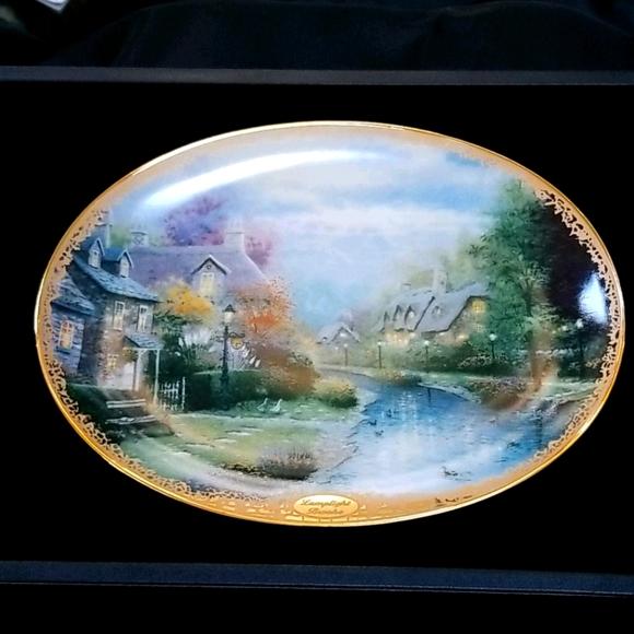💥2 for $16💥 Thomas Kinkade collector plate